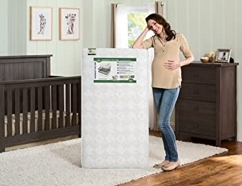 SERTA TRANQUILITY ECO BEST CRIB MATTRESS REVIEW