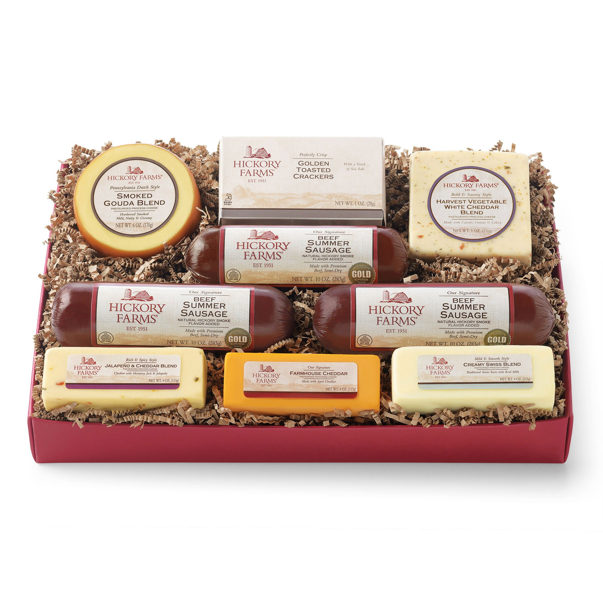 Hickory Farms Hearty Selection (Hearty Selection, 1)