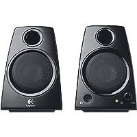 Logitech Z130 Stereo Hoparlör, Siyah