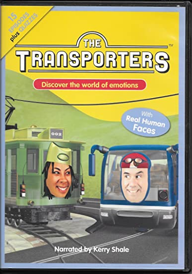 Amazon. Com: the transporters discover the world of emotions.