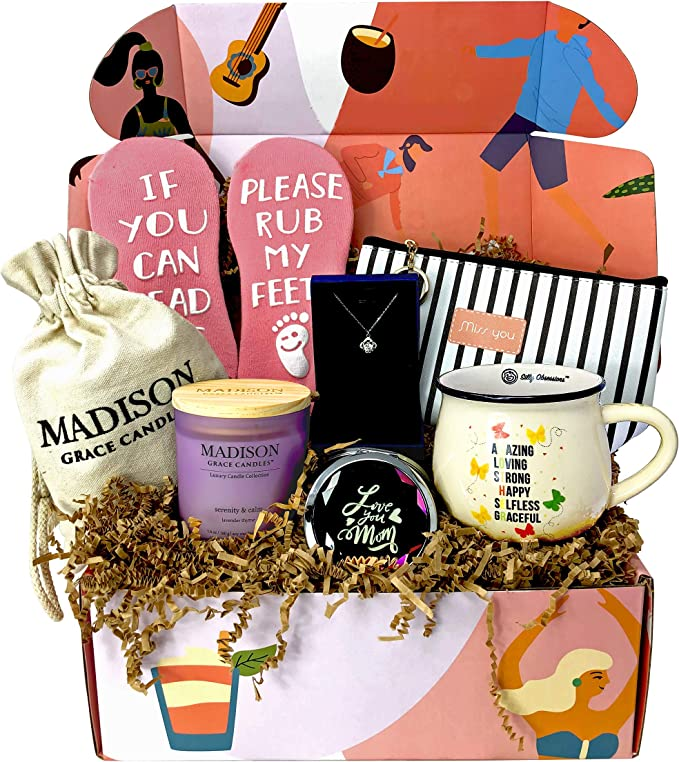 Gift Box for Mother by Silly Obsessions