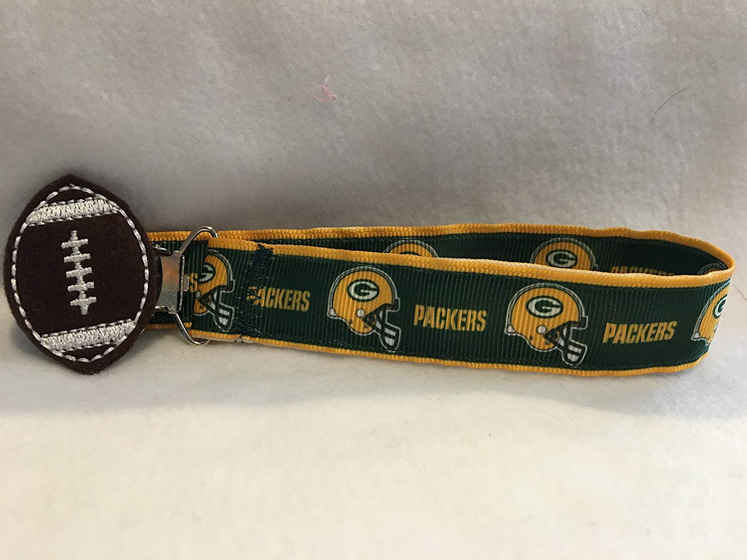 Green Bay Packers Baby Gifts, Green Bay Packers Ribbon, Custom Baby Gift, Preppy Baby Shower, Sports Theme Nursery