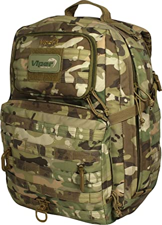 viper ranger pack tactical rucksack v cam camo amazon co uk