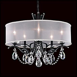 product image for Schonbek VA8305N-48S VA8305N-48S1 Chandelier, Antique Silver