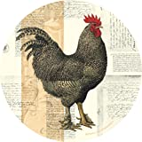 Thirstystone Drink Coaster Set, Poulet De Campagne