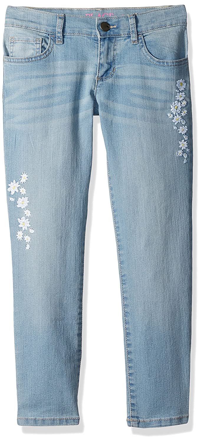The Children's Place Big Girls' Bootcut Jean The Children's Place B2016