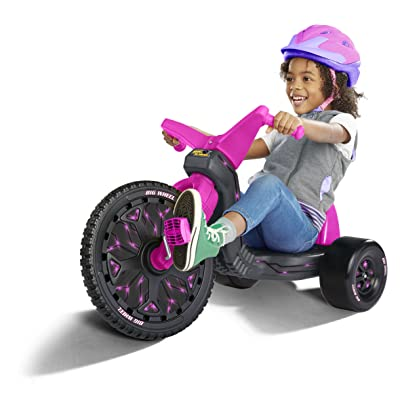 The Original Big Wheel 16in, Pink, 13.5-Pound (Frustration Free Packaging): Toys & Games