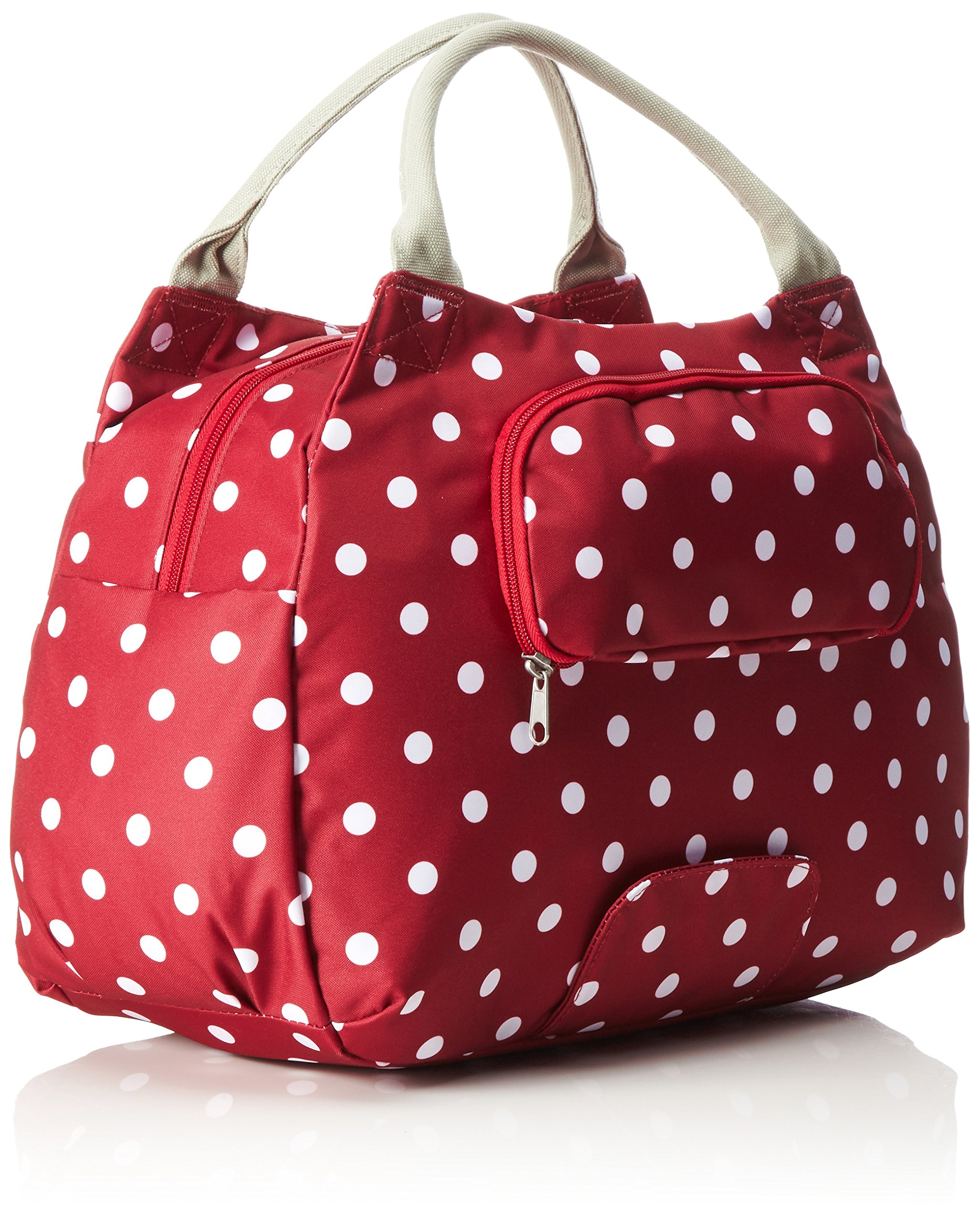 New Looxs Tosca handbag with polka dots, red [Sports] by New (Image #2)