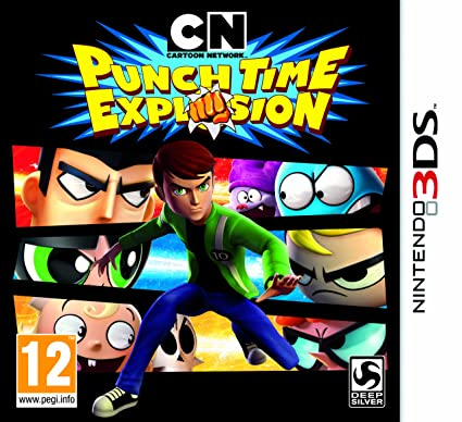 Cartoon Network: Punch Time Explosion Online PC