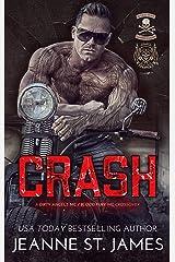 Crash: A Dirty Angels MC/Blood Fury MC Crossover (Dirty Angels MC Series Book 13) Kindle Edition