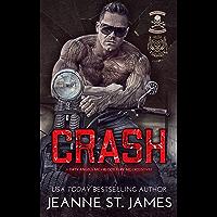 Crash: A Dirty Angels MC/Blood Fury MC Crossover (Dirty Angels MC Series Book 13)