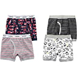 1d2e67ad3866 Amazon.com  Carter s Toddler Boys 7 Pack Cotton Brief Underwear ...