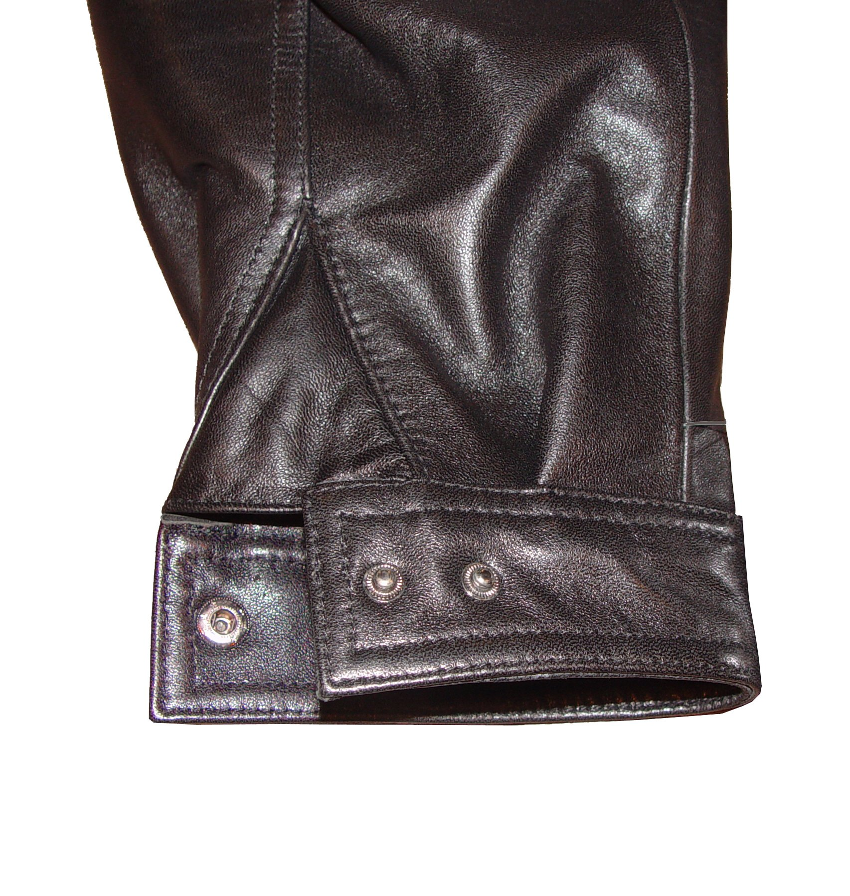 Nettailor 4188 Leather Jackets Clothes Ladies Soft Lamb by Paccilo (Image #7)