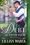 Debt of Dishonor (Lords of Sussex Book 2)