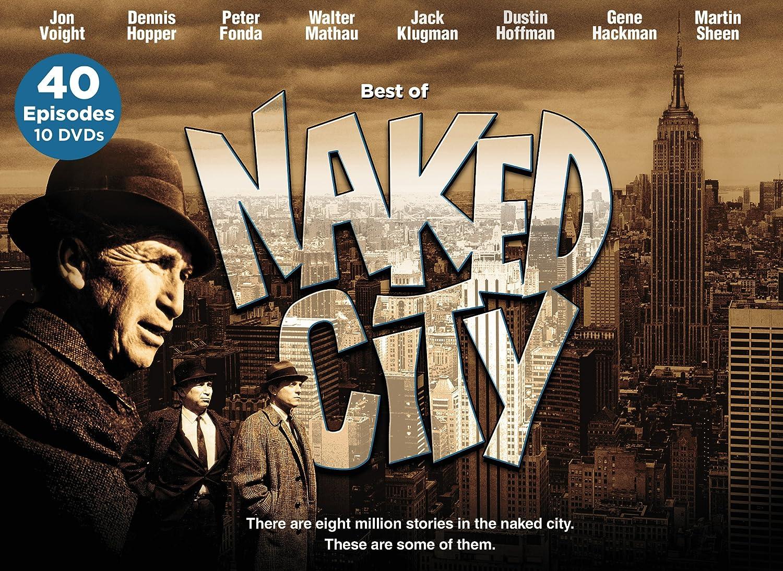 city dvd Naked