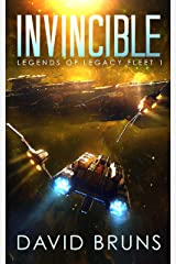 Invincible: First Swarm War part 1 (Legends of Legacy Fleet) Kindle Edition