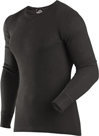 COLDPRUF Men's Enthusiast Single Layer Long Sleeve Crew Neck Base Layer Top