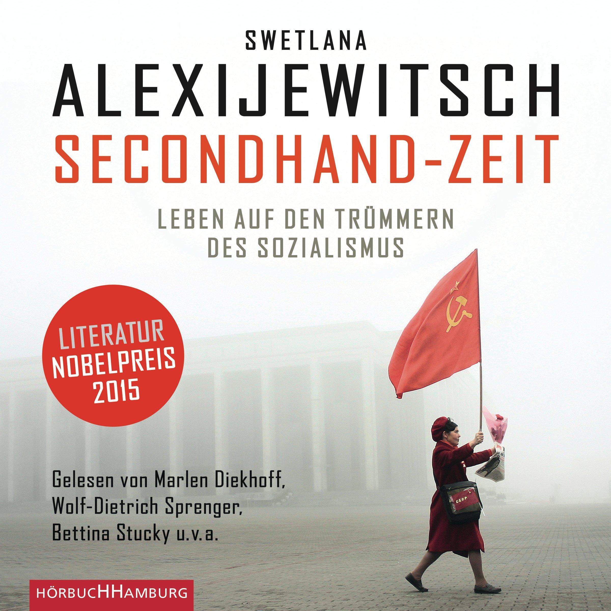 Secondhand-Zeit: Leben auf den Trümmern des Sozialismus: 8 CDs