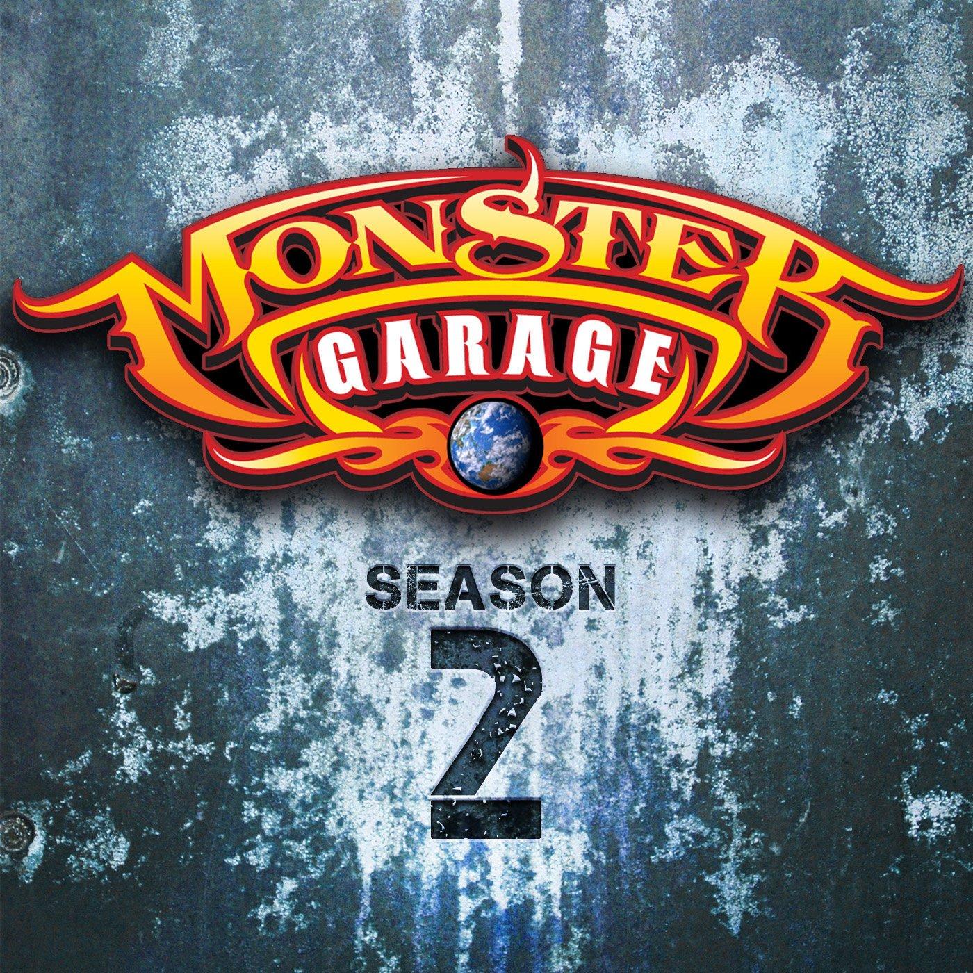 amazon com monster garage season 2 jesse james thom beers