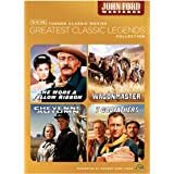 TCM Greatest Classic Film Collection: Legends - John Ford (She Wore a Yellow Ribbon / Three Godfathers / Cheyenne Autumn / Wa