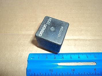Omron 7234 – 5 pin multiusos Relé de OEM gm 12177234 refrigeración ventilador soplador limpiaparabrisas
