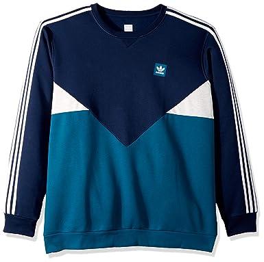 Amazon.com  adidas Originals Men s Skateboarding Premier Crew  Clothing 35943f95af8