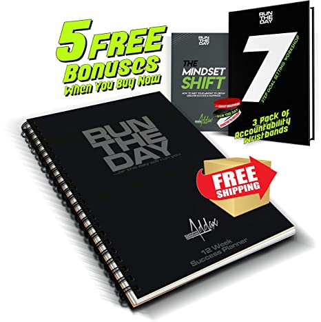 Run The Day Planner