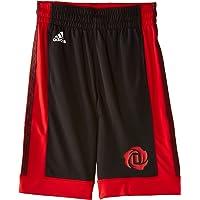 adidas Youth Rose - Pantalones Cortos de Baloncesto