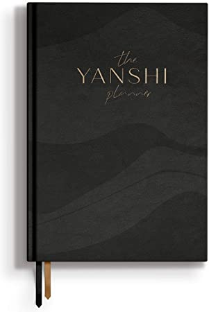 Yanshi 2021 Planner Weekly and Monthly Planner 2021-2022   Leather, Hardcover, High Performance, Productivity, Hourly, Daily Planner 2021 for Women & Men   Agenda 2021 - Yearly Planner 2021