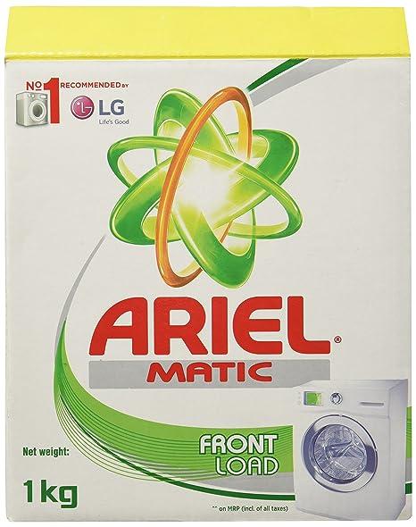 Ariel Matic Front Load Washing Detergent Powder - 1 kg