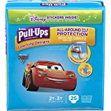 Pull-Ups Learning Designs Potty Training Pants for Boys, 2T-3T (18-34 lb.), 25 Ct. (Packaging May Vary)