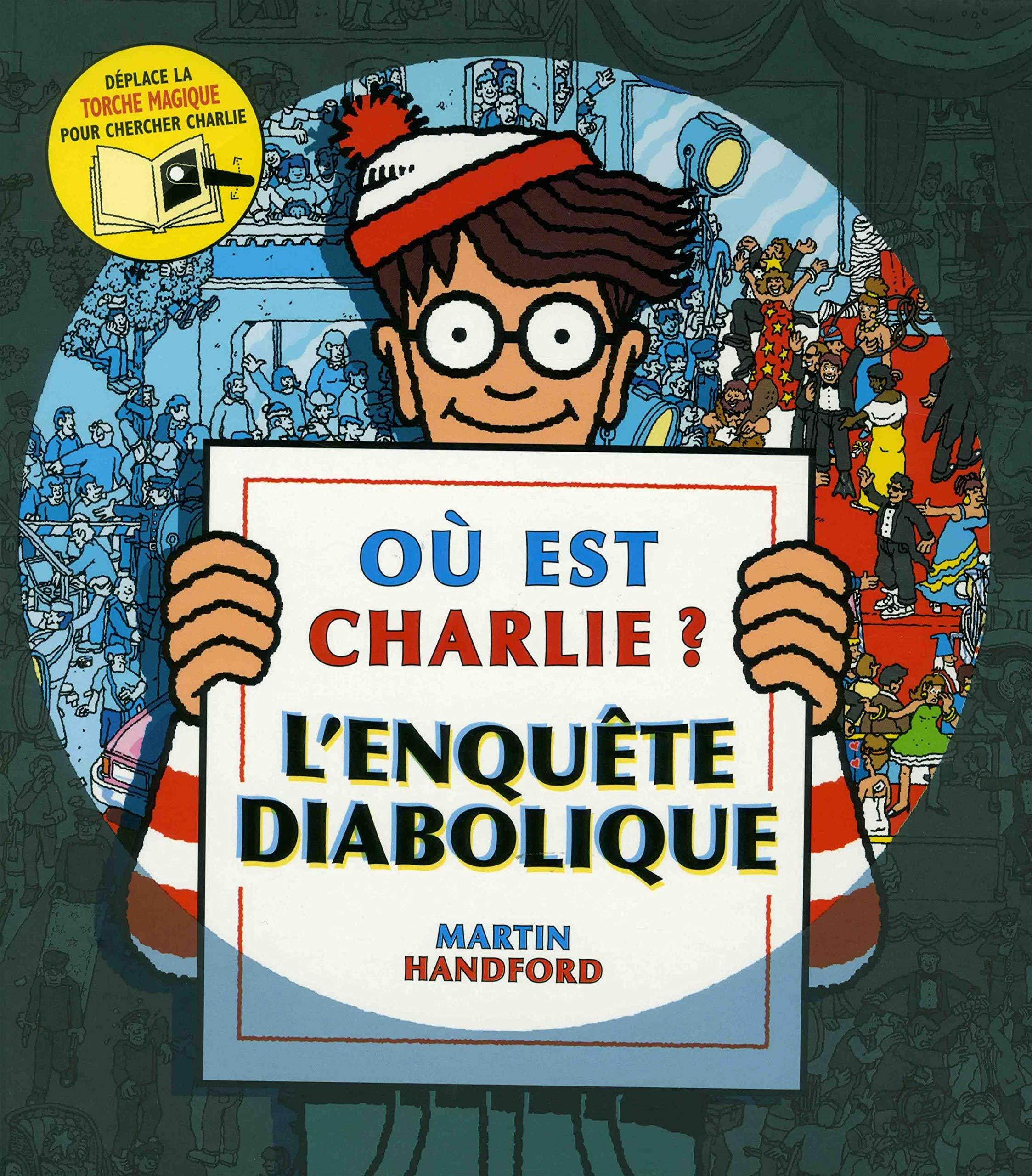 Ou Est Charlie L Enquete Diabolique Amazon Fr Martin