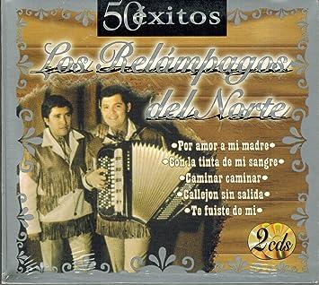 Los Relampagos del Norte - Los Relampagos del Norte (50 Exitos 2CDs) 609768507310 - Amazon.com Music