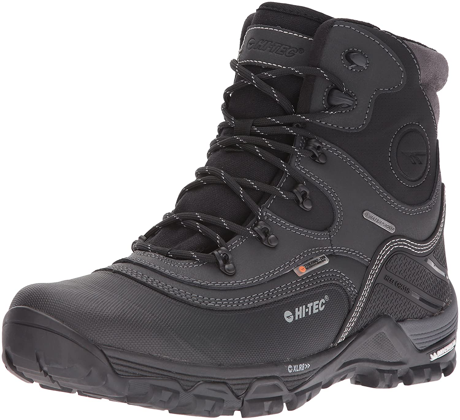 Hi-Tec Men's Trail Ox Winter 200g Waterproof-M Snow Boot Hi-Tec Sports USA Inc