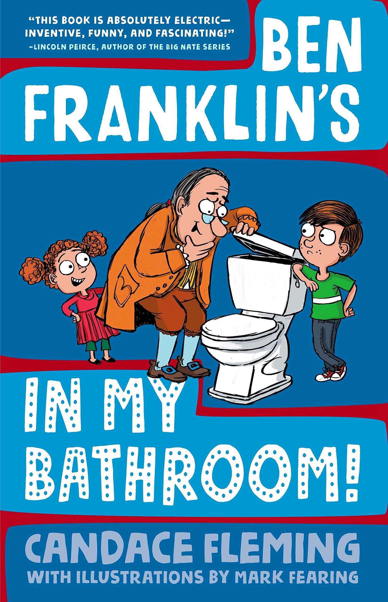 Ben Franklins Bathroom History Pals product image
