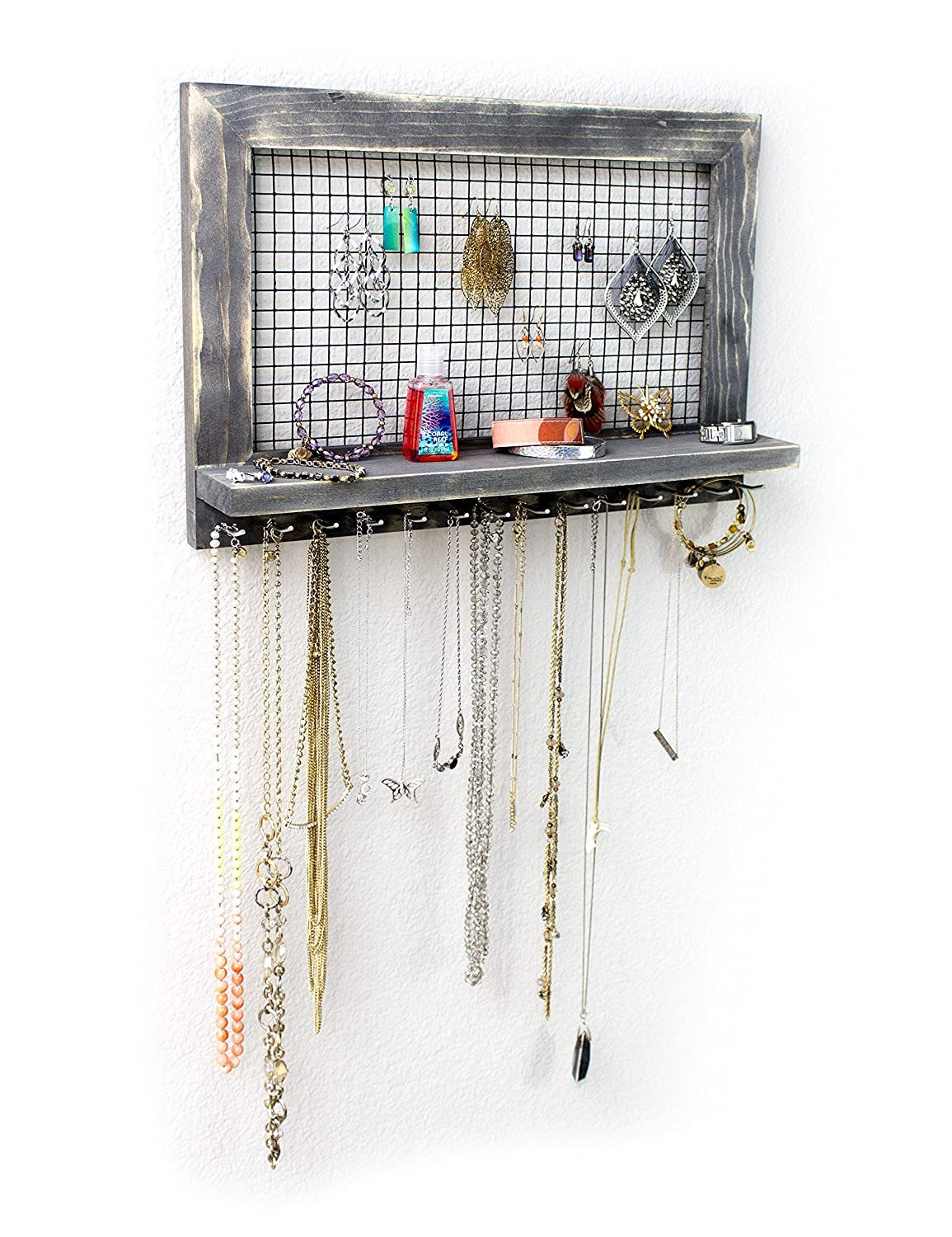 Frame Jewelry Holder Display Storage