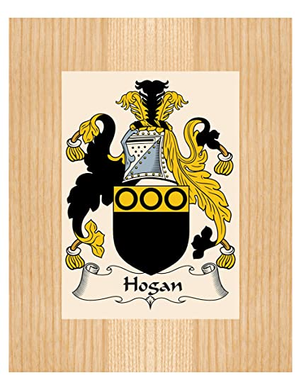 b5717ff23c6 Amazon.com - Carpe Diem Designs Hogan Coat of Arms/Hogan Family ...