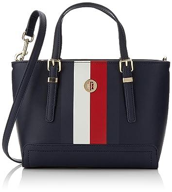 Authentic Tory Burch Nylon Ella Tote Large Bag Women Lady Purse Handbag 4colors