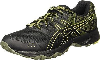 Asics Gel-Sonoma 3, Zapatillas de Running para Asfalto para Hombre, Negro (Black/Sulphur Spring/Black 9089), 43.5 EU: Amazon.es: Zapatos y complementos