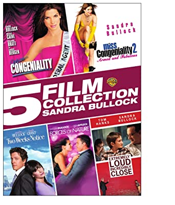 Amazon com: 5 Film Collection: Sandra Bullock: Various: Movies & TV