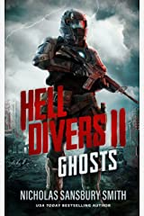 Hell Divers II: Ghosts (The Hell Divers Series Book 2) Kindle Edition