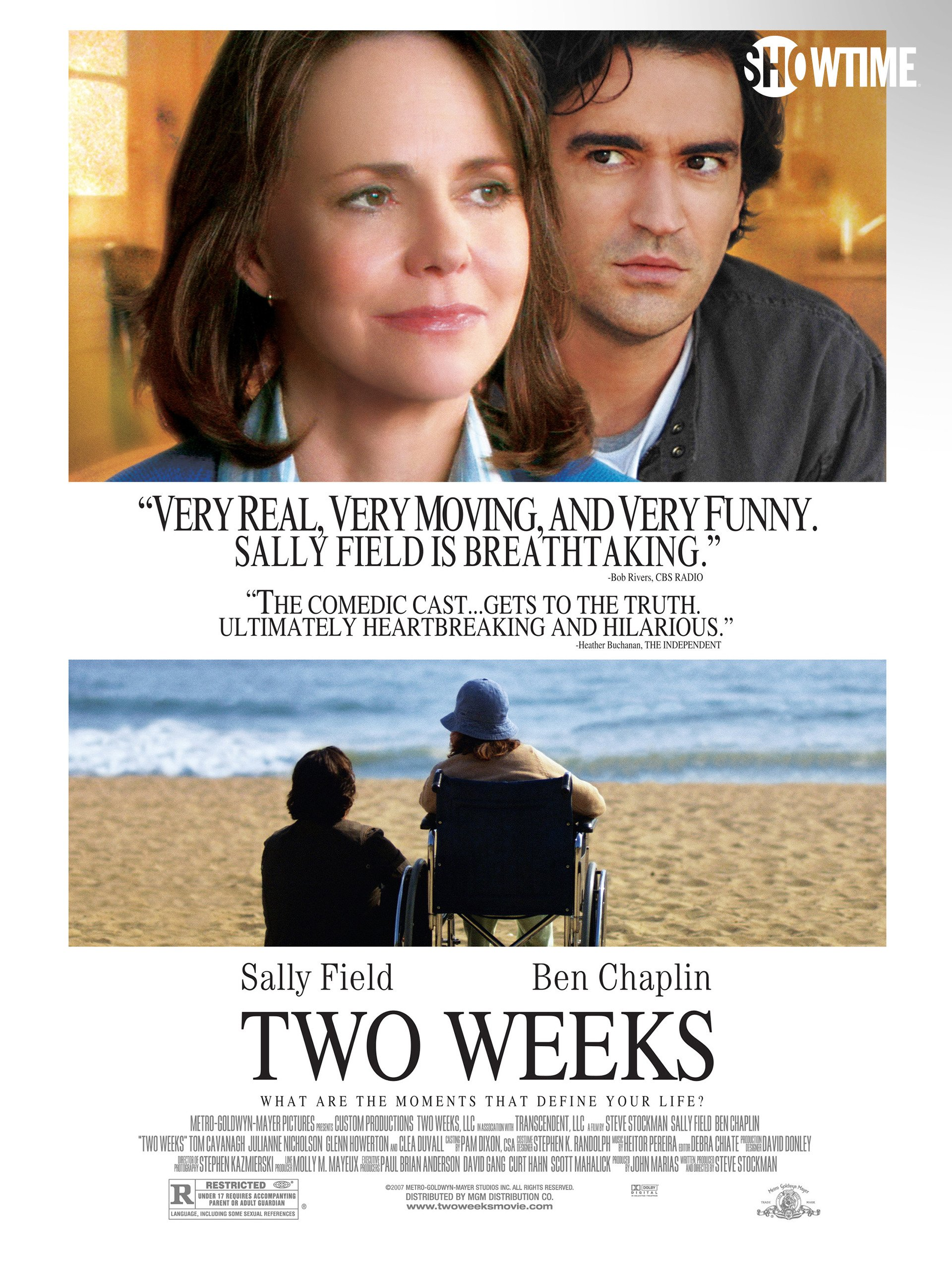 Watch Two Weeks Prime Video