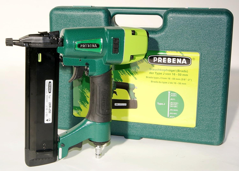 Prebena 2XR-J50 Druckluftnagler Référence produit : 2XR-J50