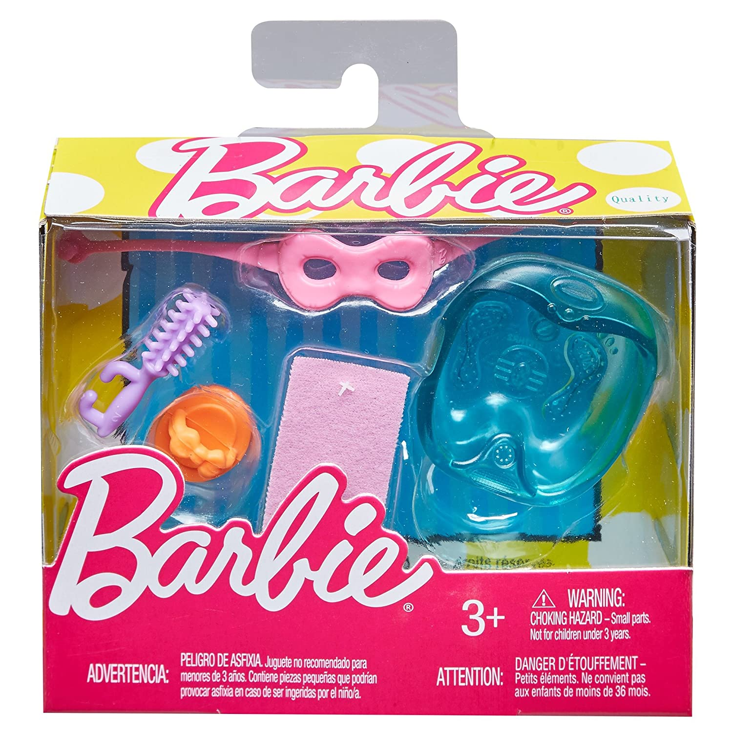 Barbie Spa Day Accessory Pack