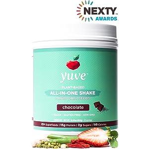 Yuve Vegan Protein Powder