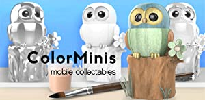 ColorMinis Collection from Figuromo Studio LLC