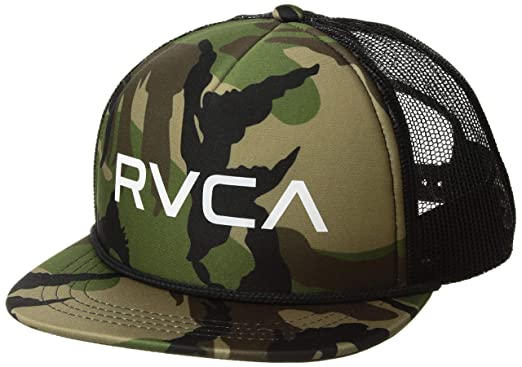 RVCA Big Boys  Foamy Trucker Hat 5e2418f27c0