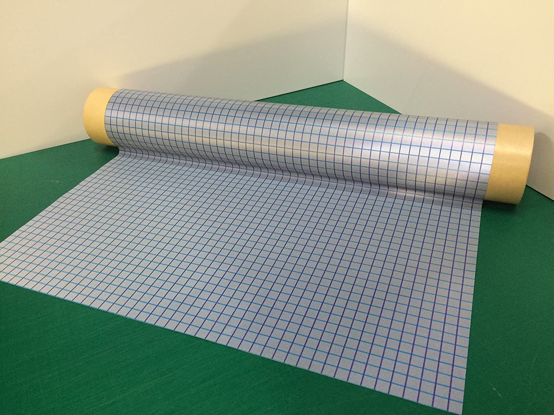 【NEW】柄入り高輝度反射布 P-REF Cloth チェック(格子)柄A 幅960mm×長さ1Mから10Mまで【HOWA】 (青(06), 2M) B0797TMDJW 青(06) 2M