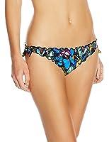 MC2 Saint Barth 00 RAMA WOMAN BIKINI SLIP FRU FRU Bikini Bottom da Donna