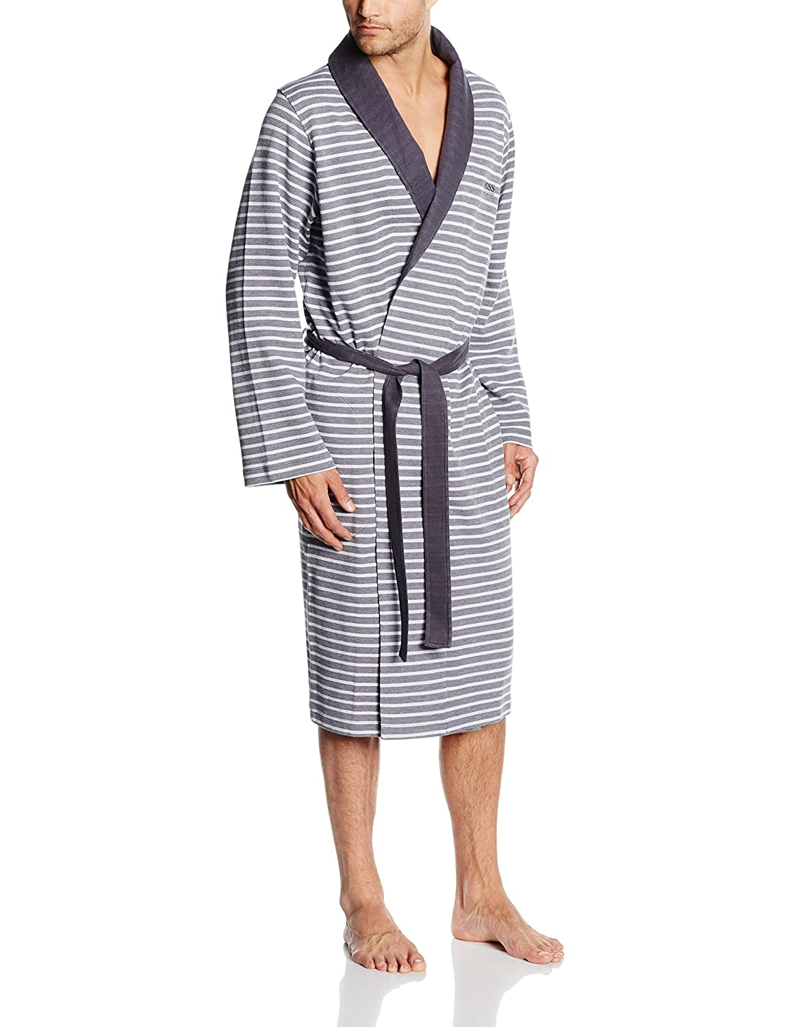 BOSS Hugo Boss Shawl Collar Robe, Peignoir Homme